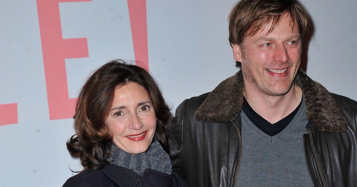Val rie karsenti et son mari fran ois feroleto premiere du film les garcons et guillaume - Valerie damidot et son mari ...