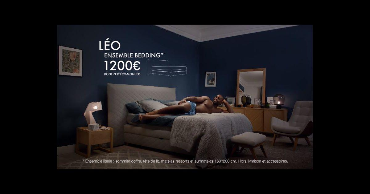 teddy riner appara t dans la campagne t l de habitat. Black Bedroom Furniture Sets. Home Design Ideas