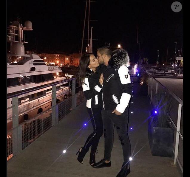 Julien Tanti annonce être de nouveau en couple avec Manon Marsault, Instagram, 10 octobre 2017