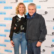 Alexandra Lamy et Claude Lelouch s'engagent pour le Pasteurdon