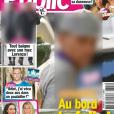 Couverture du magazine Public en kisoques le 13 octobre 2017.
