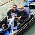 Scott Disick et sa compagne Sofia Richie profitent d'un séjour en amoureux à Venise en Italie, le 17 octobre 2017.