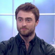 Daniel Radcliffe sur le plateau de Lorraine sur ITV - 19 octobre 2017