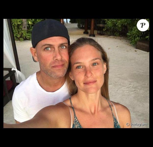 Bar Refaeli et son mari, Instargarm, le 12 mai 2017