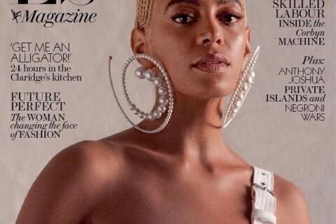 Solange : Photoshoppée à son insu, la petite soeur de Beyoncé se révolte