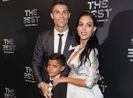 Cristiano Ronaldo : Nouvelle consécration en famille, Georgina très enceinte
