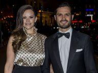 Sofia de Suède : Première sortie avec Carl Philip après la naissance de Gabriel
