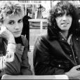Miou-Miou et Julien Clerc en 1980.