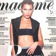 Couverture de Madame Figaro du 25 octobre 2017