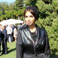 Exclusif - Sara Al Madani, femme d'affaires et créatrice de mode - Global Citizen Forum 2017 à Sveti Stefan au Montenegro le 20 octobre 2017. © Didier Audebert/ LMS/ Bestimage