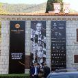 Exclusif - Global Citizen Forum 2017 à Sveti Stefan au Montenegro le 20 octobre 2017. © Didier Audebert/ LMS/ Bestimage