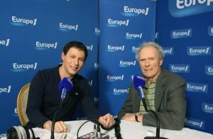 Marc-Olivier Fogiel vous présente son nouveau meilleur ami : Clint Eastwood !