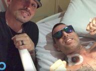 Devin Lima de LFO : Le chanteur de 40 ans atteint d'un grave cancer