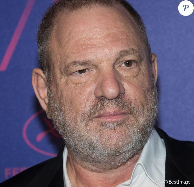Harvey Weinstein - Photocall du dîner des 70 ans du Festival International du Film de Cannes. Le 23 mai 2017.