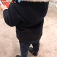 Ayem Nour en pleine séance de shopping pour son fils Ayvin chez Baby Dior.