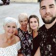 Jeny Priez et Luka Karabatic attendent leur premier enfant. Photo Instagram Luka Karabatic le 27 juillet 2017.