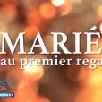 """""""Logo de l'émission """"Mariés au premier regard"""". La saison 2 est lancée sur M6 le 6 novembre 2017."""""""