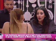 Secret Story 11 : Laura et Marie se battent, la vidéo dévoilée