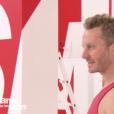 """Sinclair dans """"Danse avec les stars 8"""" avant le prime du 11 novembre 2017 sur TF1."""