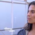 Tatiana Silva lors de ses entraînements pour le prime du 11 novembre de DALS8 sur TF1.
