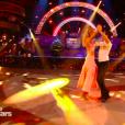 """Elodie Gossuin dans """"DALS8"""" le 11 novembre 2017 sur TF1."""
