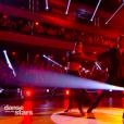 Camille Lacourt dans Danse avec les stars 8, le 11 novembre 2017 sur TF1.