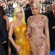 Donatella Versace et Kylie Jenner - Met Gala 2017 à New York, le 1er mai 2017.