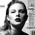 """Pochette de l'album """"Reputation"""" de Taylor Swift, sorti le 10 novembre 2017."""