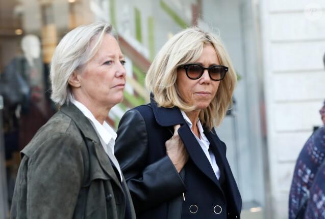 Un budget de première dame à 440.000 euros — Brigitte Macron