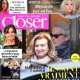 Closer, en kiosques ce 10 novembre 2017.