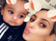 Dream Kardashian fête 1 an avec Kim et Khloé... mais sans sa mère Blac Chyna