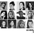 Les 16 Révélations pour le César du meilleur espoir 2018.