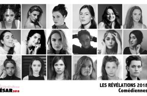 César 2018 : Découvrez les 36