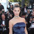 """Sveva Alviti - Montée des marches du film """"Les Fantômes d'Ismaël"""" lors de la cérémonie d'ouverture du 70e Festival International du Film de Cannes. Le 17 mai 2017 © Borde-Jacovides-Moreau / Bestimage"""