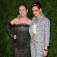 Julianne Moore, Kristen Stewart - 10e édition du MoMA Film Benefit en l'honneur de Julianne Moore. New York, le 13 novembre 2017.