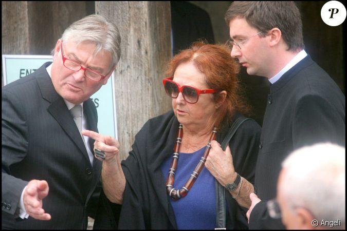 Nita serrault la femme de michel - Jean francois balmer et sa femme ...