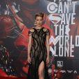 Amber Heard à la première de 'Justice League' au théâtre Dolby à Hollywood, le 13 novembre 2017  Stars on the red carpet of the premiere of Warner Bros. Pictures' 'Justice League' at Dolby Theatre in Hollywood, California. 13th november 201713/11/2017 - Los Angeles