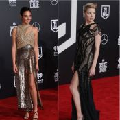 Gal Gadot et Amber Heard : Duel de superhéroïnes aux jambes sublimes