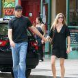 Gisele Bündchen et Tom Brady, amoureux comme au premier jour en septembre 2007 à New York, là où ils ont un appartement