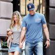Gisele Bündchen et Tom Brady ont fait le tour du monde ensemble. Ici, à Boston, ils ont passé une excellente journée d'août en 2007.