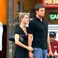 Gisele Bündchen et Tom Brady, amoureux comme au premier jour en juillet 2007 à New York