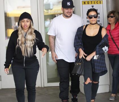Blac Chyna recentre son attaque sur Kim, Rob Kardashian et Kris Jenner