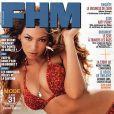 Beyoncé en couverture du mois de mars du magazine FHM