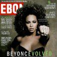 Beyoncé pose pour Ebony magazine