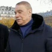 """Bernard Tapie, l'annonce de son cancer : """"Une batte de base-ball dans la tête"""""""