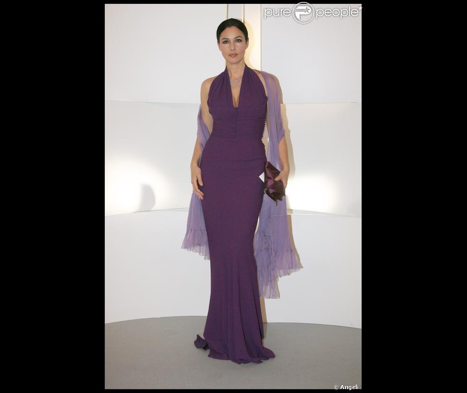 Cartier La RobeEt Diorpour Monica BellucciÉpoustouflante En rdoWCxBQe