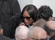Obsèques d'Azzedine Alaïa : Son compagnon et Naomi Campbell en larmes