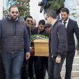 Obsèques de Azzedine Alaia à Sidi Bou Saïd. Le 20 novembre 2017. © Nicolas Fauqué / Images de Tunisie / Bestimage