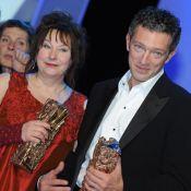 """Le triomphe de Vincent Cassel et de """"Séraphine"""", les grands gagnants des César... toutes les photos !"""