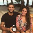 """""""Jesta et Benoît en vacances en famille au Cambodge. Ils célèbrent leurs 9 mois d'amour. Mai 2017."""""""
